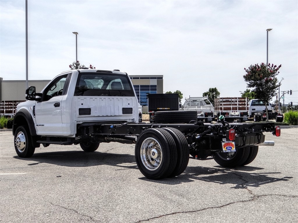 2020 Ford F-550 Regular Cab DRW 4x2, Cab Chassis #FL2320 - photo 2