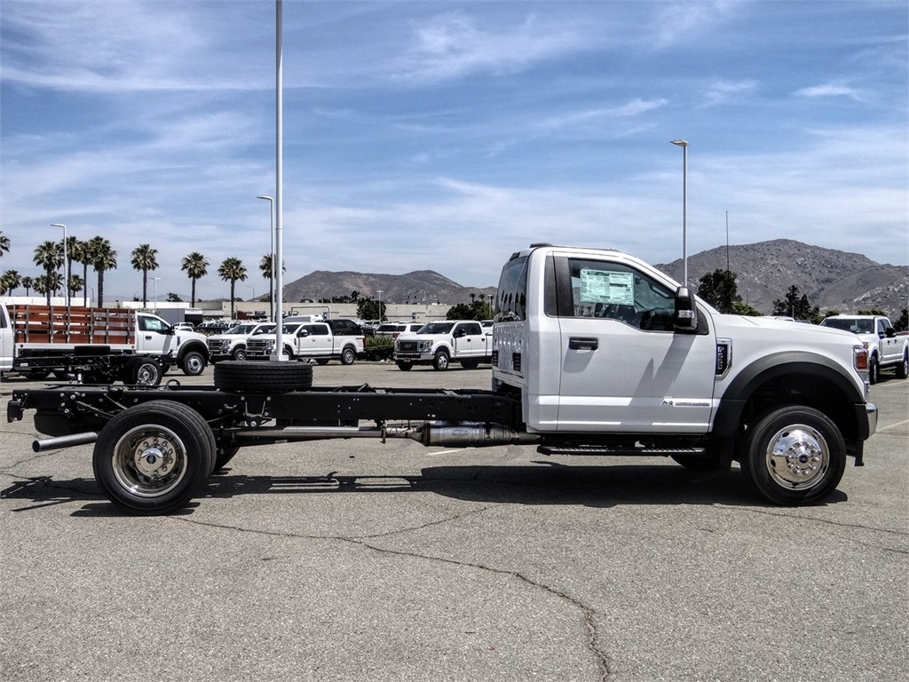 2020 Ford F-550 Regular Cab DRW 4x2, Cab Chassis #FL2320 - photo 5