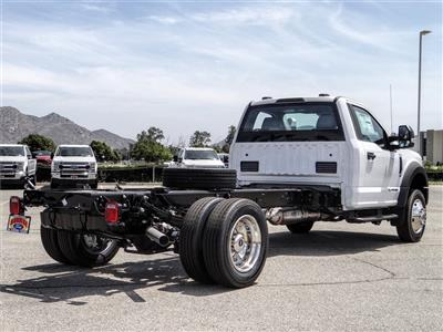2020 Ford F-550 Regular Cab DRW 4x2, Cab Chassis #FL2320 - photo 4