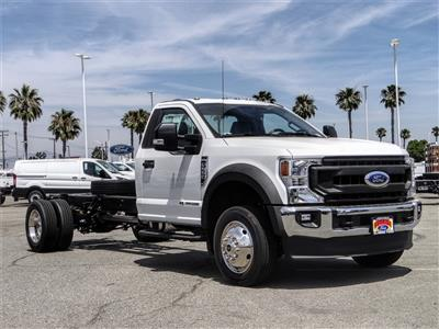 2020 Ford F-550 Regular Cab DRW 4x2, Cab Chassis #FL2320 - photo 6