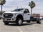 2020 Ford F-550 Regular Cab DRW 4x2, Cab Chassis #FL2320 - photo 1