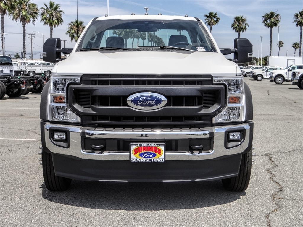 2020 Ford F-550 Regular Cab DRW 4x2, Cab Chassis #FL2321 - photo 7