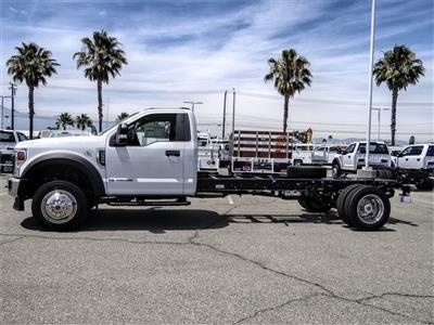 2020 Ford F-550 Regular Cab DRW 4x2, Cab Chassis #FL2321 - photo 3