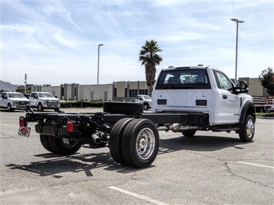 2020 Ford F-550 Regular Cab DRW 4x2, Cab Chassis #FL2321 - photo 4