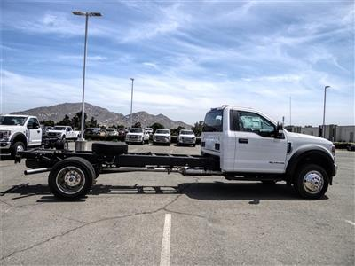 2020 Ford F-550 Regular Cab DRW 4x2, Cab Chassis #FL2321 - photo 5