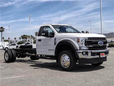 2020 Ford F-550 Regular Cab DRW 4x2, Cab Chassis #FL2321 - photo 6