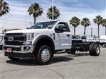 2020 Ford F-550 Regular Cab DRW 4x2, Cab Chassis #FL2321 - photo 1