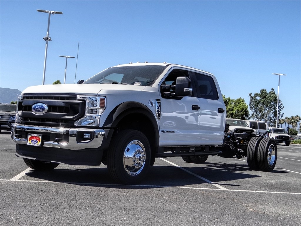 2020 Ford F-450 Crew Cab DRW 4x2, Cab Chassis #FL2322 - photo 1