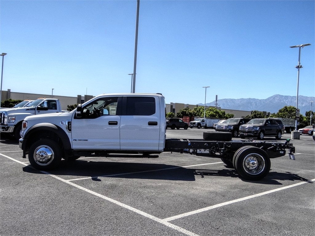 2020 Ford F-450 Crew Cab DRW 4x2, Cab Chassis #FL2322 - photo 3