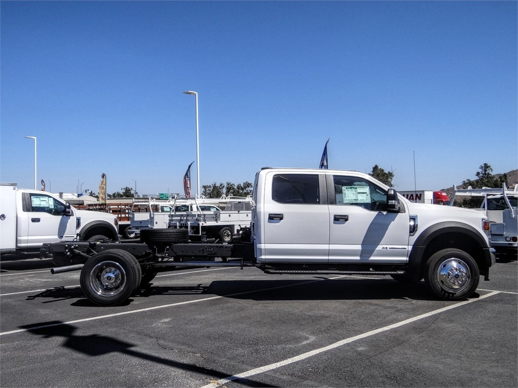 2020 Ford F-450 Crew Cab DRW 4x2, Cab Chassis #FL2322 - photo 5