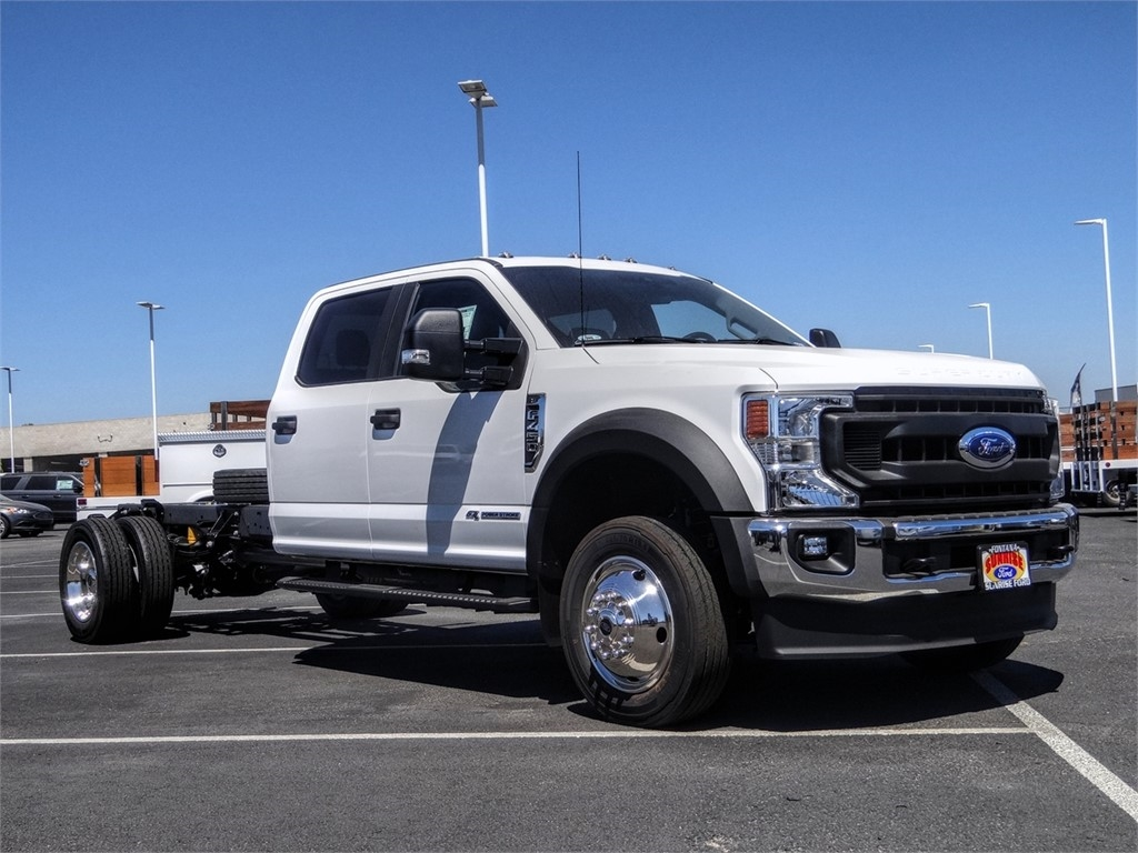 2020 Ford F-450 Crew Cab DRW 4x2, Cab Chassis #FL2322 - photo 6