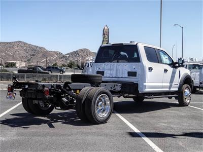 2020 Ford F-450 Crew Cab DRW 4x2, Cab Chassis #FL2322 - photo 4