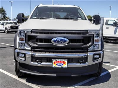 2020 Ford F-450 Crew Cab DRW 4x2, Cab Chassis #FL2322 - photo 7