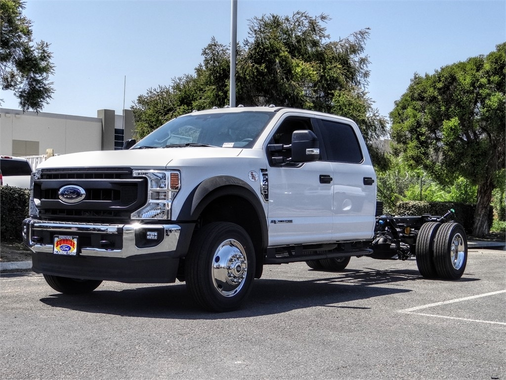 2020 Ford F-450 Crew Cab DRW 4x2, Cab Chassis #FL2324 - photo 1