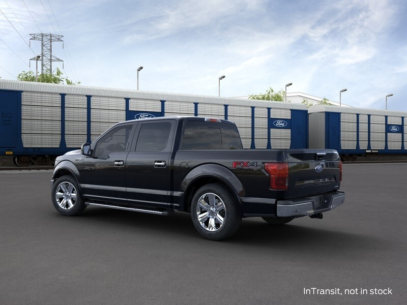 2020 Ford F-150 SuperCrew Cab 4x4, Pickup #FL2379 - photo 2
