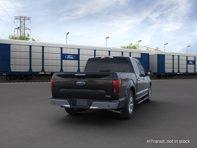 2020 Ford F-150 SuperCrew Cab 4x4, Pickup #FL2379 - photo 8