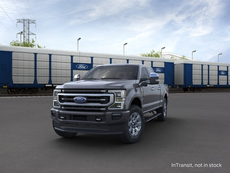 2020 Ford F-250 Crew Cab 4x4, Pickup #FL2419 - photo 3