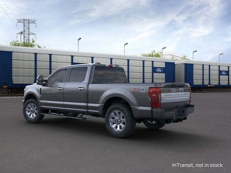 2020 Ford F-250 Crew Cab 4x4, Pickup #FL2419 - photo 2