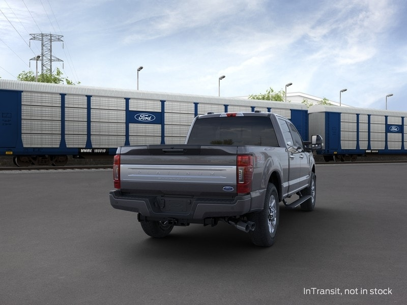 2020 Ford F-250 Crew Cab 4x4, Pickup #FL2419 - photo 8