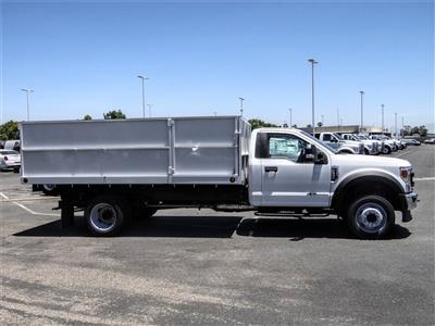 2020 Ford F-550 Regular Cab DRW 4x2, Scelzi Landscape Dump #FL2430 - photo 5
