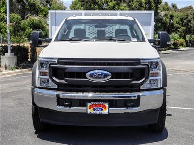 2020 Ford F-550 Regular Cab DRW 4x2, Scelzi Landscape Dump #FL2430 - photo 7