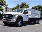 2020 Ford F-550 Regular Cab DRW 4x2, Scelzi Landscape Dump #FL2430 - photo 1