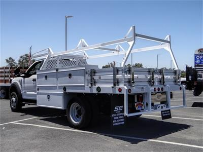 2020 Ford F-450 Regular Cab DRW 4x2, Scelzi CTFB Contractor Body #FL2447 - photo 2