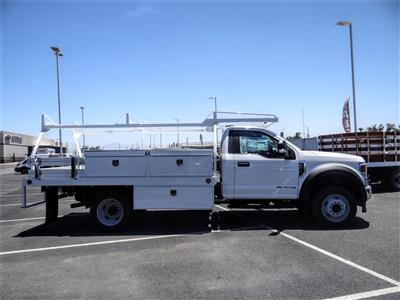 2020 Ford F-450 Regular Cab DRW 4x2, Scelzi CTFB Contractor Body #FL2447 - photo 5