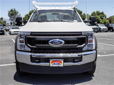 2020 Ford F-450 Regular Cab DRW 4x2, Scelzi CTFB Contractor Body #FL2447 - photo 7