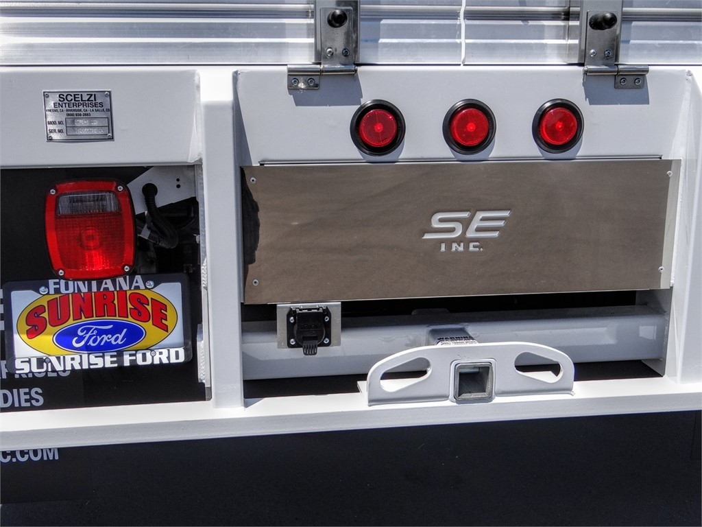 2020 Ford F-450 Regular Cab DRW 4x2, Scelzi CTFB Contractor Body #FL2493 - photo 11