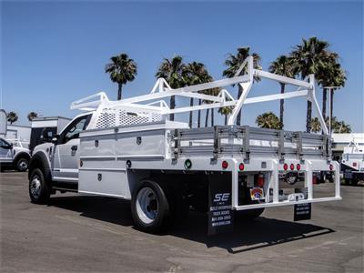 2020 Ford F-450 Regular Cab DRW 4x2, Scelzi CTFB Contractor Body #FL2493 - photo 2