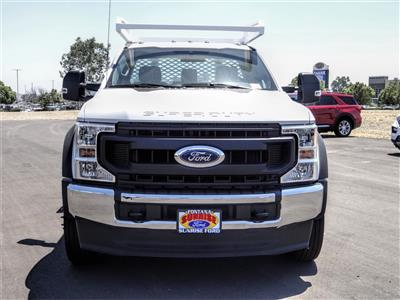 2020 Ford F-450 Regular Cab DRW 4x2, Scelzi CTFB Contractor Body #FL2493 - photo 7