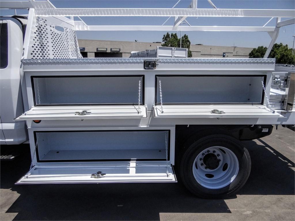 2020 Ford F-450 Regular Cab DRW 4x2, Scelzi CTFB Contractor Body #FL2494 - photo 9