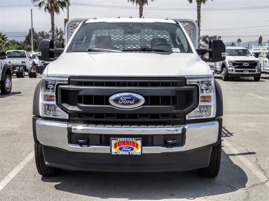 2020 Ford F-450 Regular Cab DRW 4x2, Scelzi WFB Stake Bed #FL2495 - photo 7