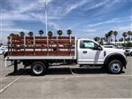 2020 Ford F-450 Regular Cab DRW 4x2, Scelzi WFB Stake Bed #FL2495 - photo 5