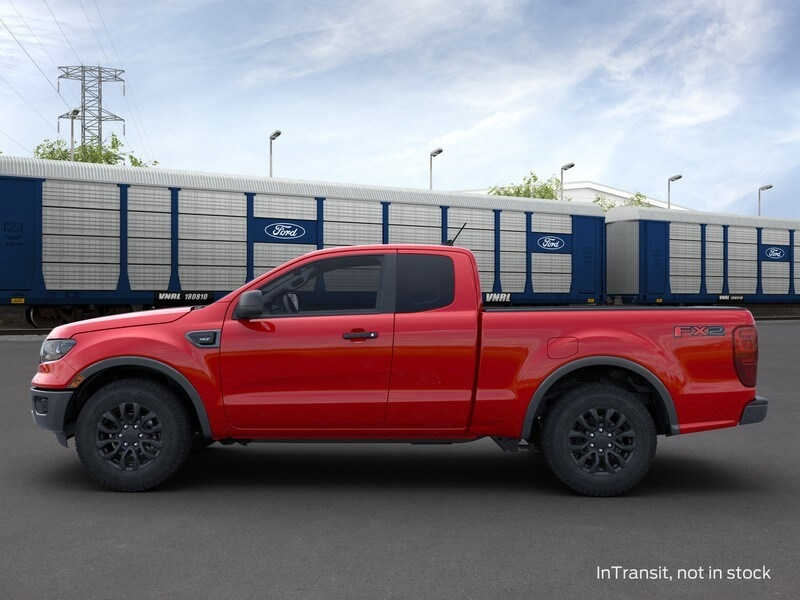 2020 Ford Ranger Super Cab 4x2, Pickup #FL2507 - photo 4