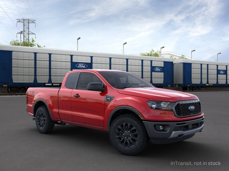 2020 Ford Ranger Super Cab 4x2, Pickup #FL2507 - photo 7