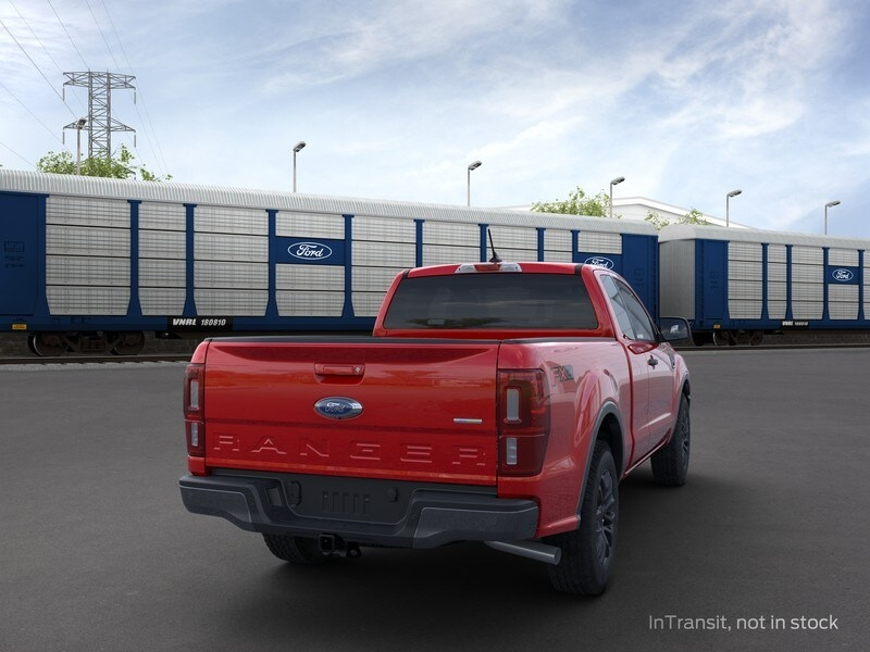 2020 Ford Ranger Super Cab 4x2, Pickup #FL2507 - photo 8