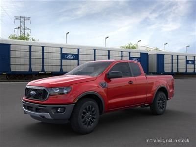 2020 Ford Ranger Super Cab 4x2, Pickup #FL2507 - photo 1