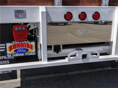 2020 Ford F-450 Regular Cab DRW 4x2, Scelzi WFB Stake Bed #FL2513 - photo 9