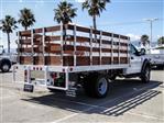 2020 Ford F-450 Regular Cab DRW 4x2, Scelzi WFB Stake Bed #FL2513 - photo 4