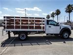 2020 Ford F-450 Regular Cab DRW 4x2, Scelzi WFB Stake Bed #FL2513 - photo 5
