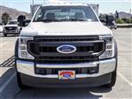 2020 Ford F-450 Regular Cab DRW 4x2, Scelzi WFB Stake Bed #FL2513 - photo 7