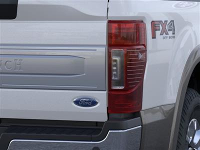 2020 Ford F-250 Crew Cab 4x4, Pickup #FL2515 - photo 21