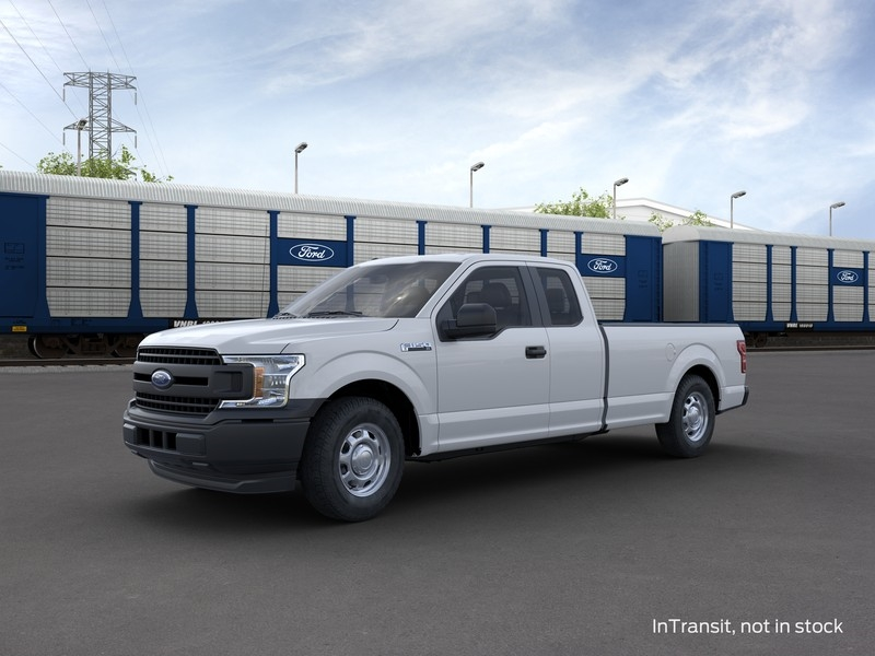 2020 Ford F-150 Super Cab 4x2, Pickup #FL2520 - photo 1