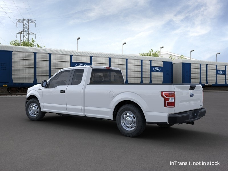 2020 Ford F-150 Super Cab 4x2, Pickup #FL2520 - photo 2