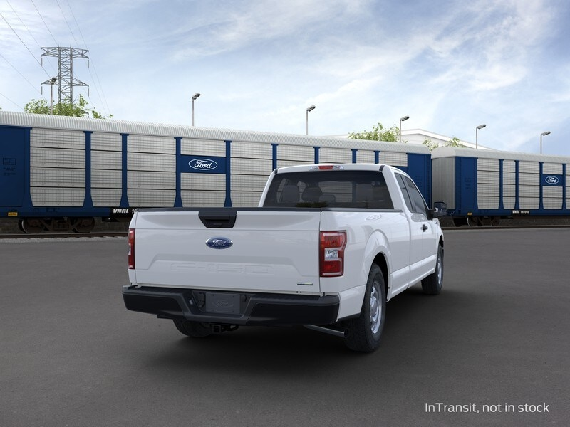 2020 Ford F-150 Super Cab 4x2, Pickup #FL2520 - photo 8