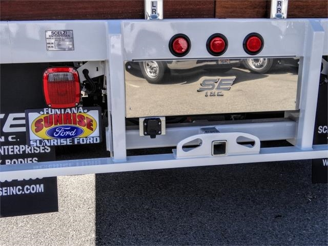 2020 Ford F-450 Regular Cab DRW 4x2, Scelzi WFB Flatbed #FL2546 - photo 10