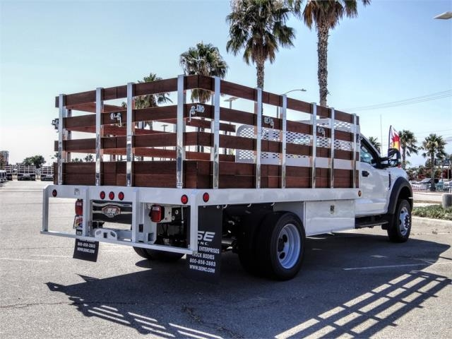 2020 Ford F-450 Regular Cab DRW 4x2, Scelzi WFB Flatbed #FL2546 - photo 4