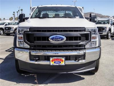 2020 Ford F-450 Regular Cab DRW 4x2, Scelzi WFB Flatbed #FL2546 - photo 7